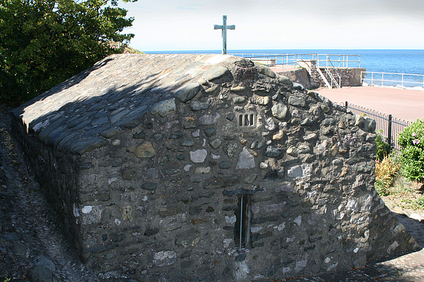 St Trillo's Chapel - North Wales - Exterior by John Quigley